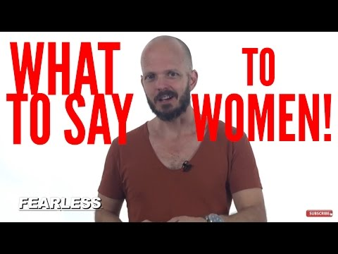 What to say if you want to meet a girl