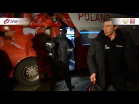 Podróż kadry z Krakowa do Wrocławia. Wideo