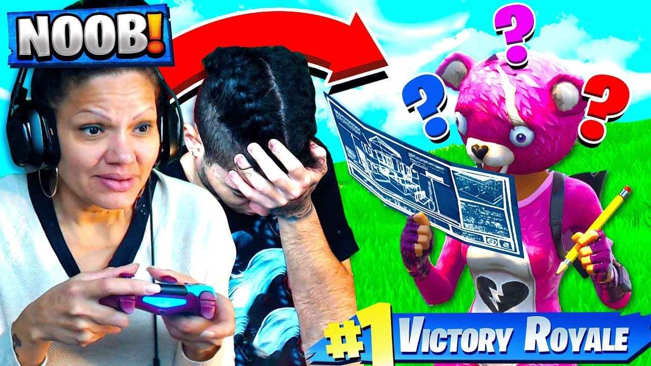 my-mom-plays-fortnite-for-the-first-time-ever-hilarious-fortnite-funny-moments-mindofrez