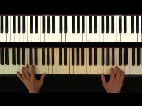 My Way, Claude François, Frank Sinatra, easy piano