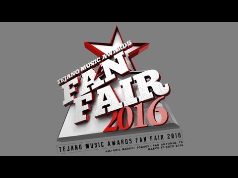 Tejano Music Awards Fan Fair 2016