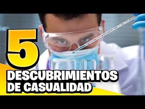 CINCO DESCUBRIMIENTOS CIENTÍFICOS DE CASUALIDAD | Desayuno Royale