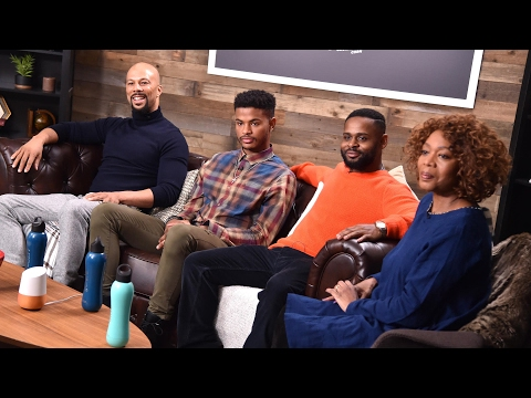 Common and 'Burning Sands' Cast Talk Brotherhood and Hazing