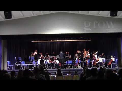Pasadena Christian School: Orchestra Concert 2017 Video Clip 1
