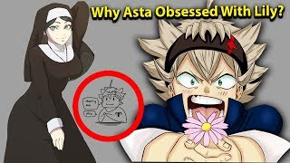 the real reason Asta wants to MARRY Sister Lily Aquaria - Bl...
