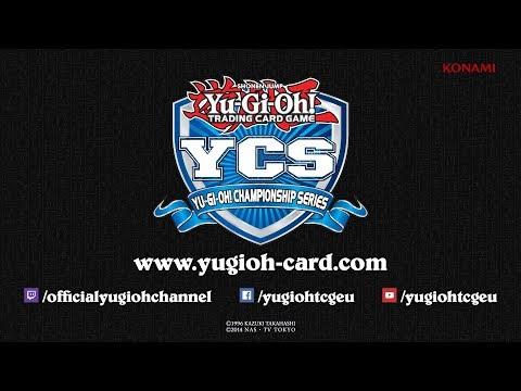 Yu-Gi-Oh! Championship Series Bochum 2018