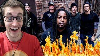 "Hip-Hop Head's FIRST TIME Hearing SEVENDUST: ""Denial"" REACTION"