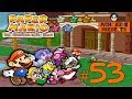 Let's Play! - Paper Mario: The Thousand-Year Door Part 53: Haunted Room