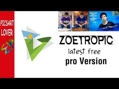 NEW 3D EDITING TUTORIAL 2017 | CB 3D LIVE ZOETROPIC APP