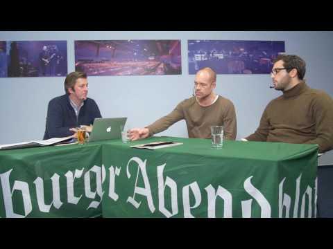 Matz ab nach der Heimniederlage des HSV gegen EIntracht Frankfurt