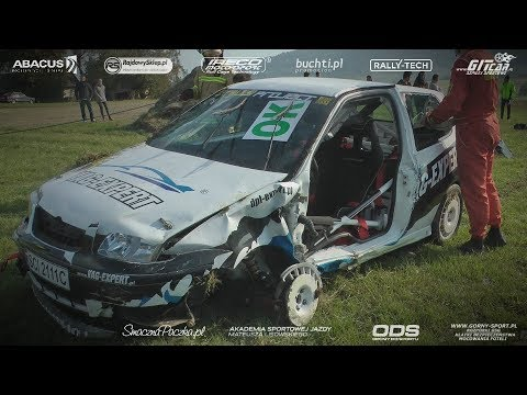 4 Rajd Grodzki 2018 Action Crashes By Motorecords Pl