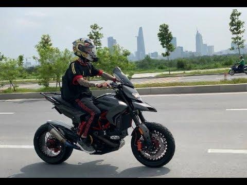 Ducati HyperMotard 821 Khủng Nhất Sài Gòn (Vlog 137)