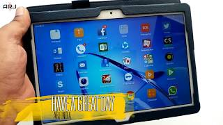 Honor Mediapad T3 10 Cover | Huawei Mediapad T3 10 Case | Unboxing & Review
