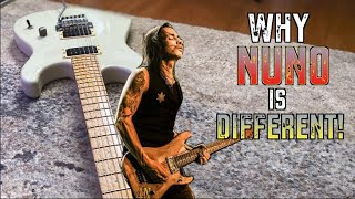 Download What Makes Nuno Bettencourt So Different?