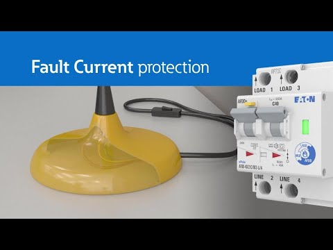 Protect your family and your home with Eaton's AFDD+ device