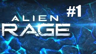 (WMS) Alien Rage (1/2) - W środku asteroidy