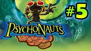 Psychonauts , 5 ) L