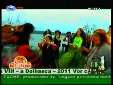 Angela Rusu-Mamaliga Cu Friptura-Etno Tv-21.06.2011