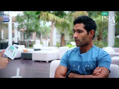 HBL PSL Breakfast Blog Episode 3 Asad Shafiq