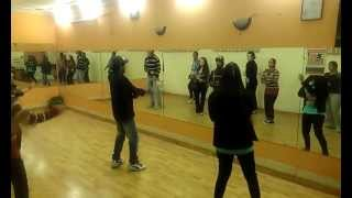Bollywood Freestyle on Ladkon Ki Ungli Pe Naache Hai Zamana at DDA