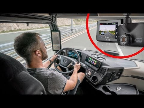 5 Best Dash Cam For Truckers & Fleets