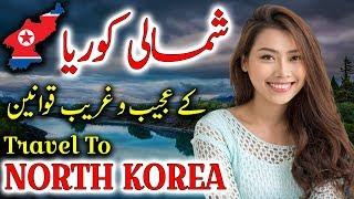 Travel To North Korea | History And Documentary About North Korea Urdu & Hindi | شمالی کوریا کی سیر