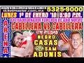 LUCHA LIBRE CABELLERA VS CABELLERA NEGRO CASAS VS SAM ADONIS