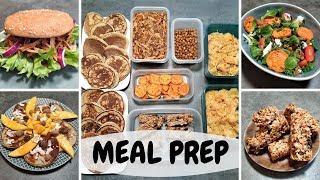 🥗Une journée dans mon assiette 🥗 MEAL PREP #88 - UJDMA