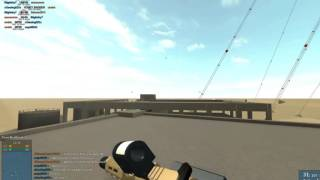 Roblox skilled out: RP46 the DMR type gun gameplay