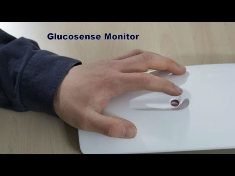 Glucosense  ends finger pricking for people with Diabetes