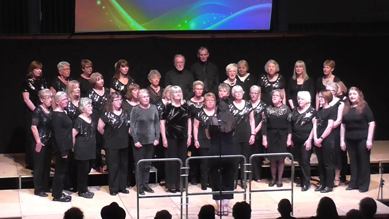 Wildern Community Choir at the Community Choirs Festival 2019