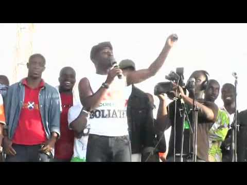 Charles Blé goudé mobilise les Ivoiriens 24 heures de suite !!.flv