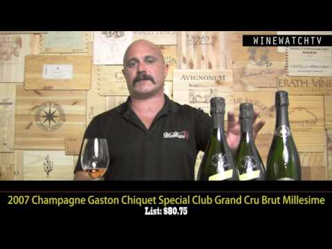 The Stunning Champagnes of the Special Club - click image for video