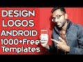 Create Professional Brand Logos in Android with Unlimited Design Templates for Free