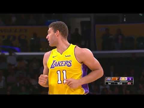 Phoenix Suns vs. Los Angeles Lakers - November 17, 2017
