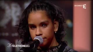 """Jane Constance - """"A travers tes yeux"""" - Téléthon 2016"""