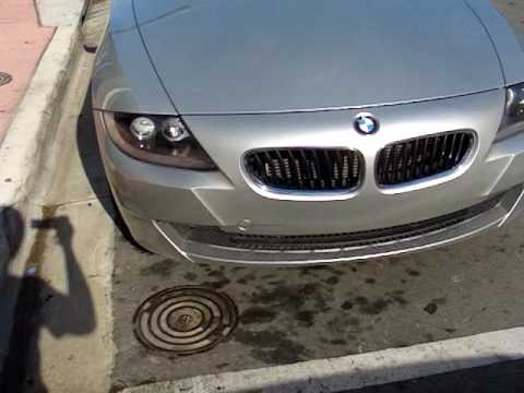 bmw z4 fixed headlight and bumper youtube. Black Bedroom Furniture Sets. Home Design Ideas