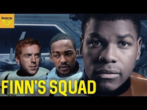 What Made Finn Leave The First Order?