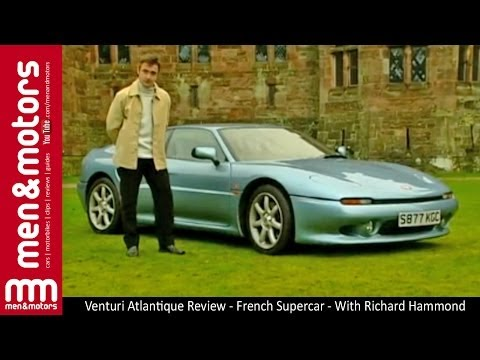 Venturi Atlantique Review - French Supercar - With Richard Hammond