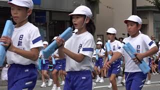 会津まつり2018 鼓笛隊パレード 日新小学校 00007