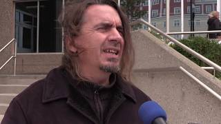 Man who claims to have vandalized John A. Macdonald statue has his day in court