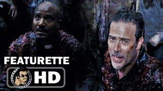 "THE WALKING DEAD S08E05 Official Featurette ""Gutting Up"" (HD) Jeffrey Dean Morgan AMC Series"