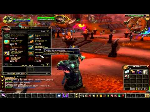 World of Warcraft 5.4.2 Instant 90 PvP