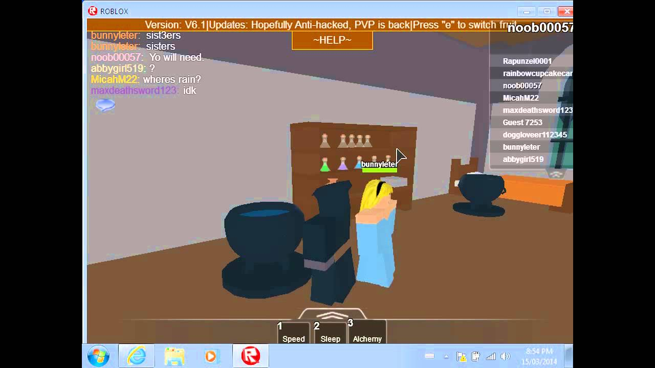 How to make potions in kingdom life 2 roblox 2017