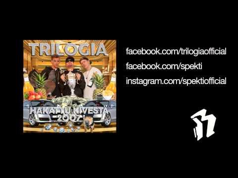 Trilogia - Nyytit 2k7 (feat. Iso H, Uniikki, TPH, Tasis, Elastinen & Andu)