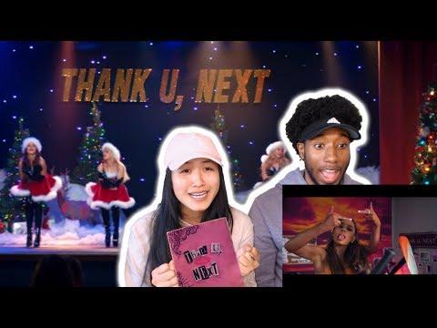 ARI IS A GENIUS!!   ARIANA GRANDE - THANK U, NEXT   MUSIC VIDEO REACTION