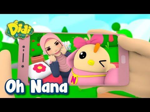 Didi & Friends x Mak Iti (Dato' Sri Siti Nurhaliza) | Oh Nana x Comel Pipi Merah