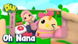 Didi &amp Friends x Mak Iti (Dato&#39 Sri Siti Nurhaliza) Oh Nana x Comel Pipi Merah