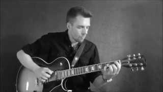 Bernies Tune - Daniel Olsen, guitar