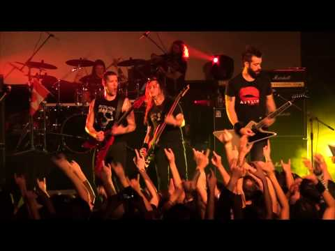 Annihilator - Live in Saint-Petersburg (Full Concert) HD (2013)